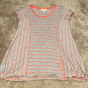 2 for $10 | Jessica Simpson maternity striped top